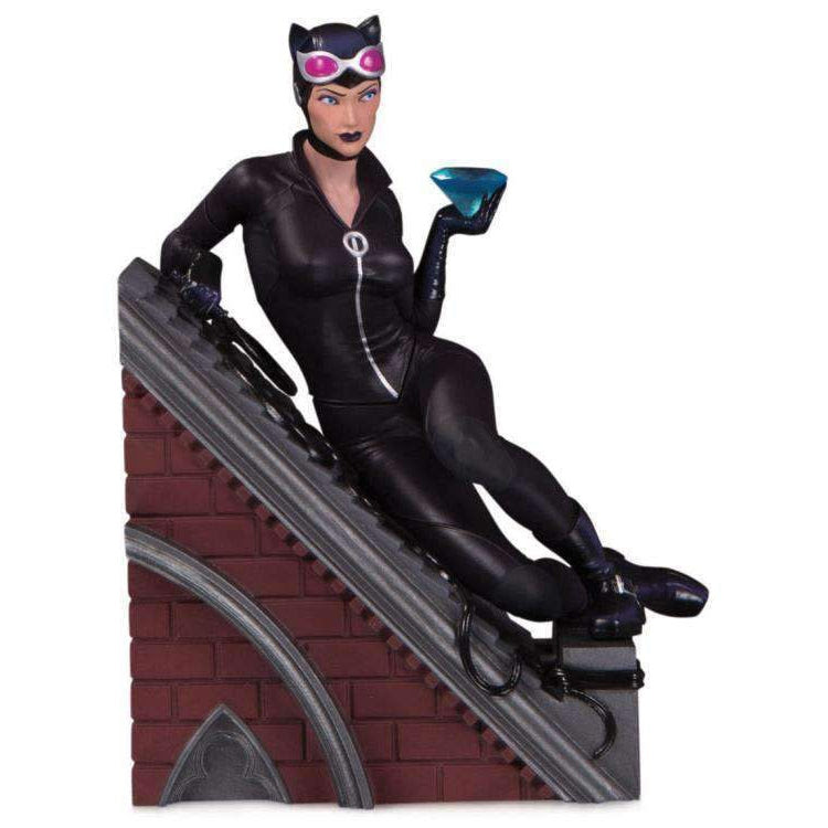 Image of DC Comics Villains Catwoman Limited Edition Multi-Part Statue Diorama - JANUARY 2020