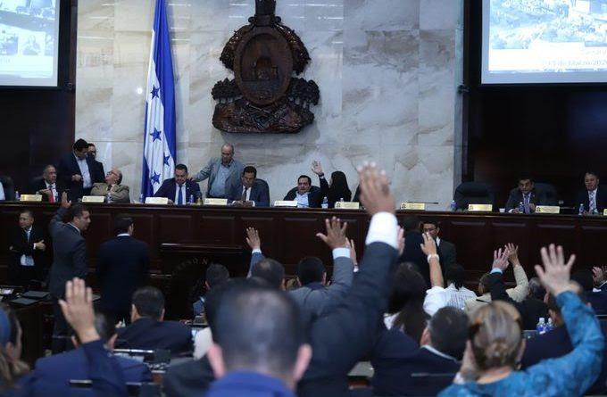 Honduras colapsada