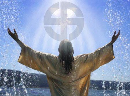 Jesus wirkte unterm Hakenkreuz