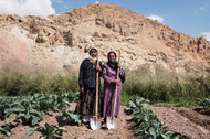 Women who are part of a farmers union last month in the Shibar Valley in Bamian Province, Afghanistan.