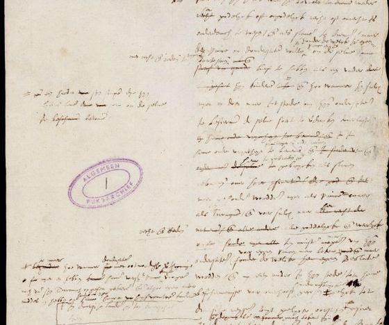 26 juli 1581 - Ondertekening van het Plakkaat van Verlatinghe
