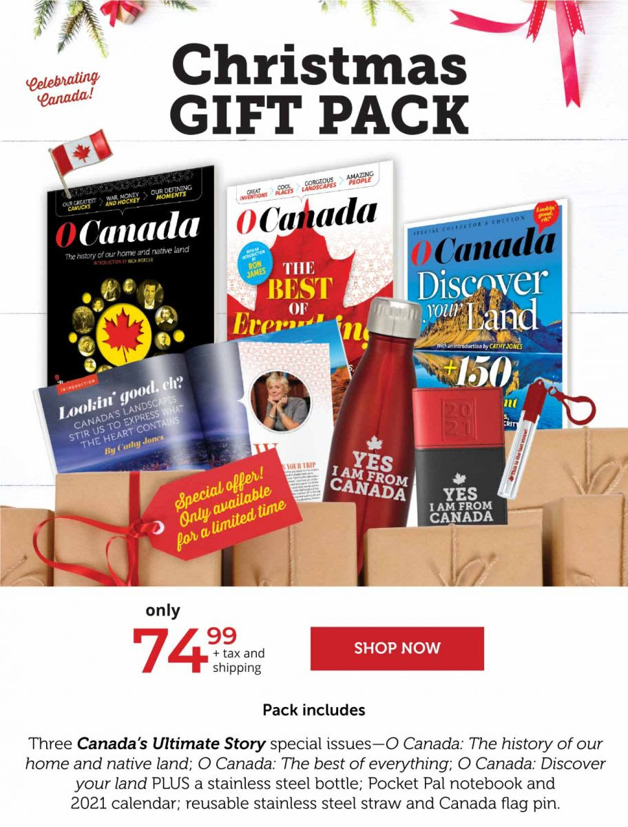 Christmas Gift Pack – NOW AVAILABLE!