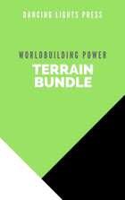 Worldbuilding Power: Terrain [BUNDLE]