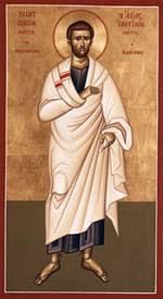 Święty Justyn