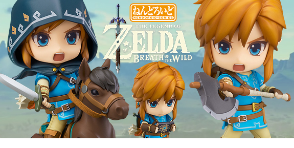 NEW LEGEND OF ZELDA ARRIVALS