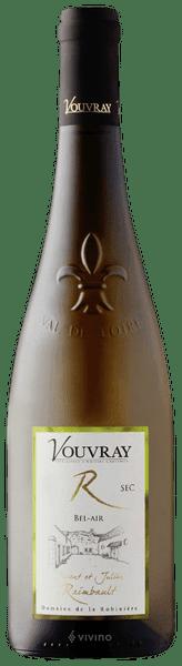 Domaine de la Robinière - Raimbault Bel-Air Vouvray Sec | Wine Info