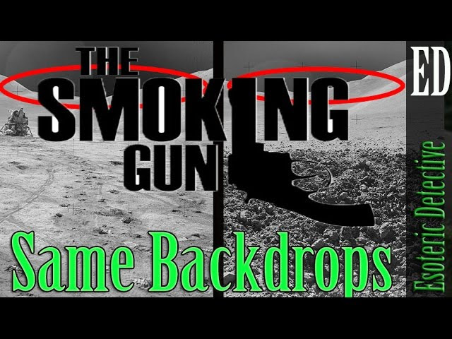 The Smoking Gun that NASA's pictures of the moon-landings were fake | #MoonHoax |  Sddefault