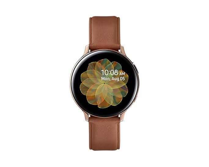 Samsung Galaxy Watch Active2 (44mm) - Steel Gold