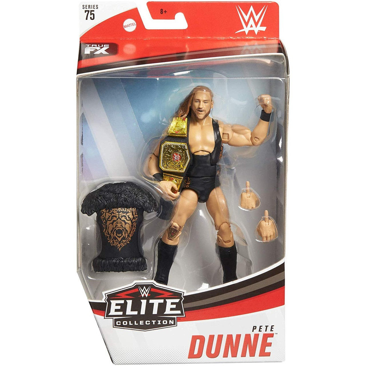 Image of WWE Elite Collection Series 75 - Pete Dunne