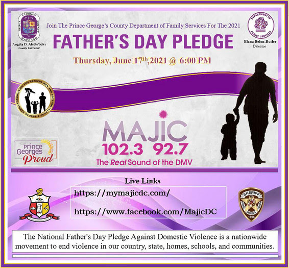 Father's Day Pledge