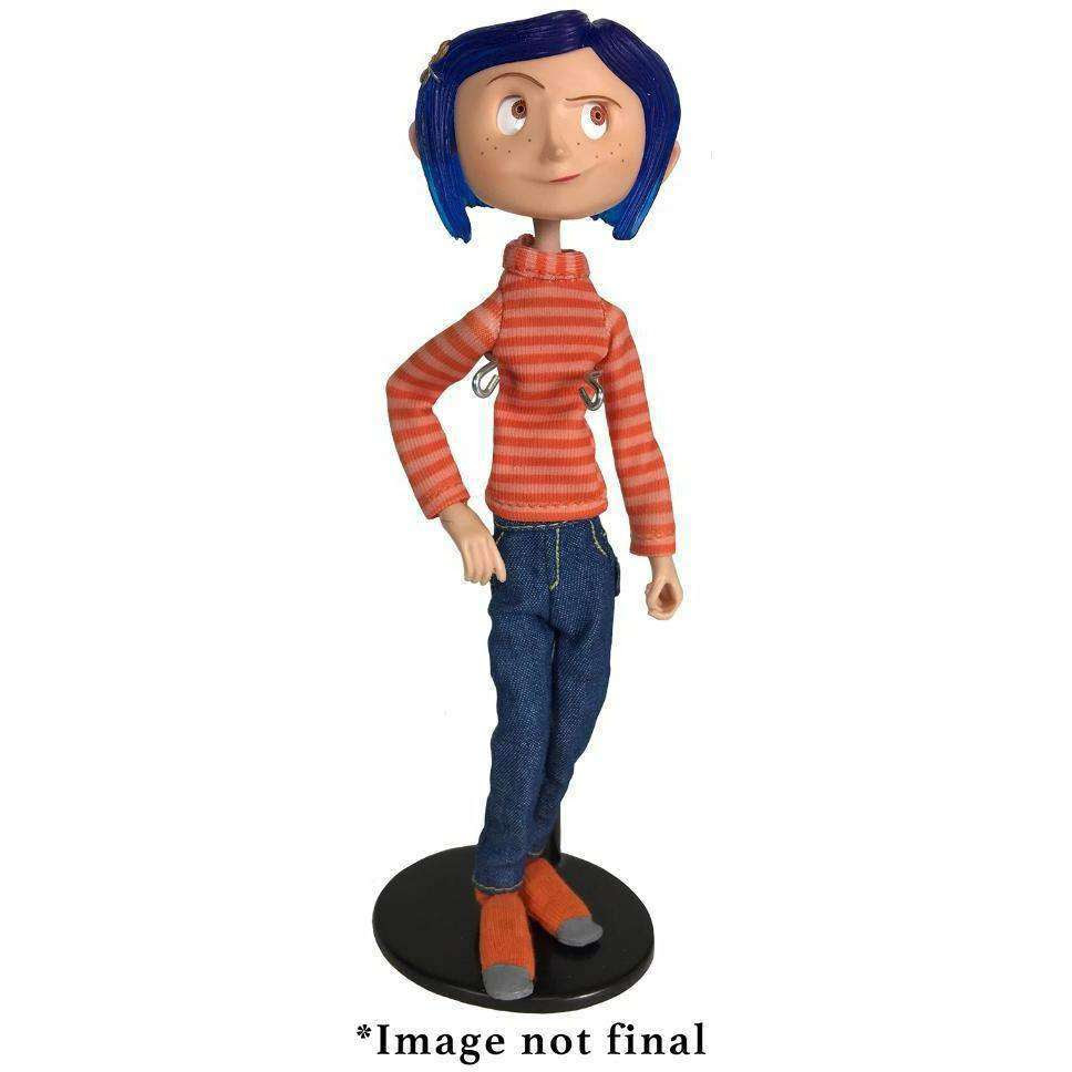 Image of Coraline - Articulated Figure - Coraline in Striped Shirt and Jeans - Q2 2019