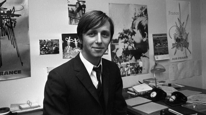 """Bernard Golay, animateur star des années 70 et ex-présentateur de """"La Une est à vous"""", est mort"""