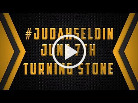 Zab Judah vs Cletus Seldin June 7th at Turning Stone Resort Casino Promo