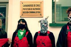 La Policía chilena denuncia a LasTesis por un vídeo contra la violencia policial creado con las Pussy Riot