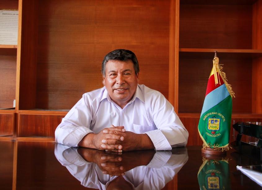 Alcalde de Cocachacra, Julio Cornejo, se pronuncia sobre mesa de diálogo para ver Tía María