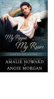 My Rogue, My Ruin by Amalie Howard and Angie Morgan