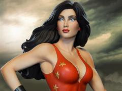 DC SUPER POWERS COLLECTION DONNA TROY MAQUETTE