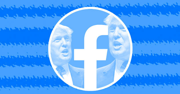 Trump and Facebook
