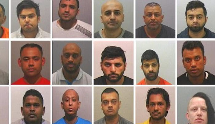 "Coverup: UK report claims ""no evidence"" police feared to investigate Muslim rape gangs because of ""racism"" charges"