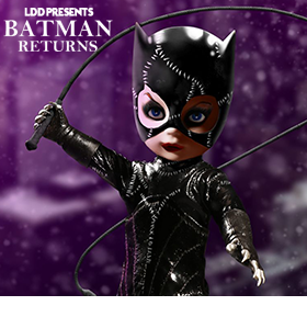 LIVING DEAD DOLLS PRESENTS: BATMAN RETURNS CATWOMAN
