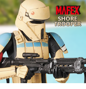 MAFEX SHORTROOPER FIGURE
