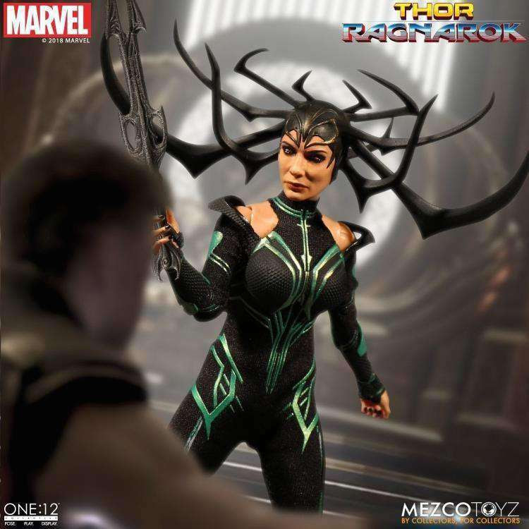 Image of Thor: Ragnarok One:12 Collective Hela