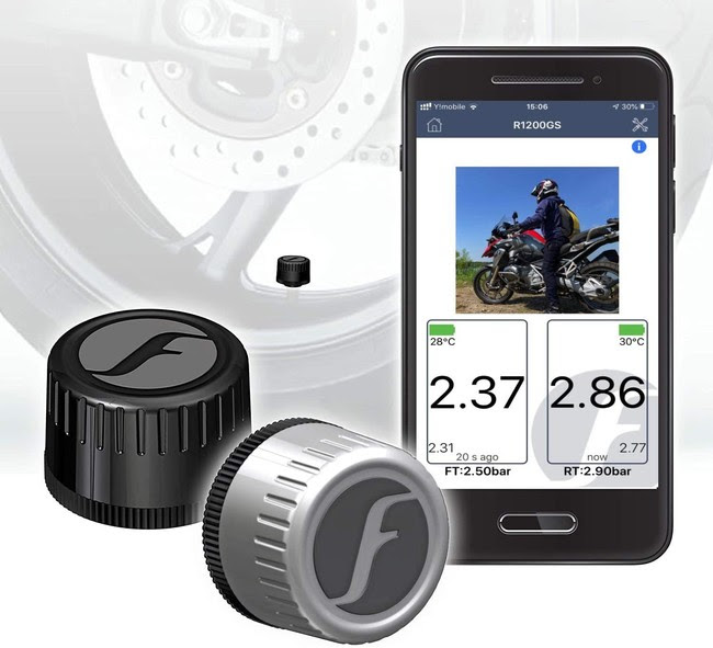 リアルタイムで監視する空気圧センサー「FOBOBIKE2(フォボバイク2)」、日本上陸から5ヶ月で1,000台を完売!