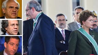 """O mundo não entende o """"mundo ao contrário"""" do golpe brasileiro"""