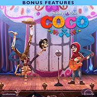 Coco (plus Bonus Features)