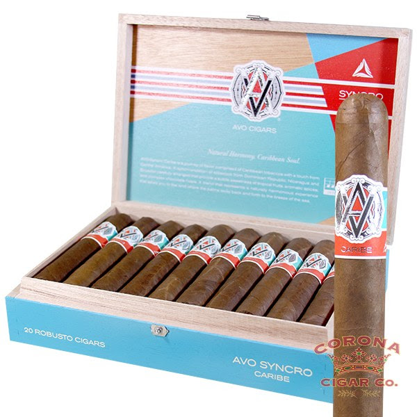 Image of Avo Syncro Caribe Robusto Cigars