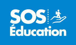 logo de SOS Education