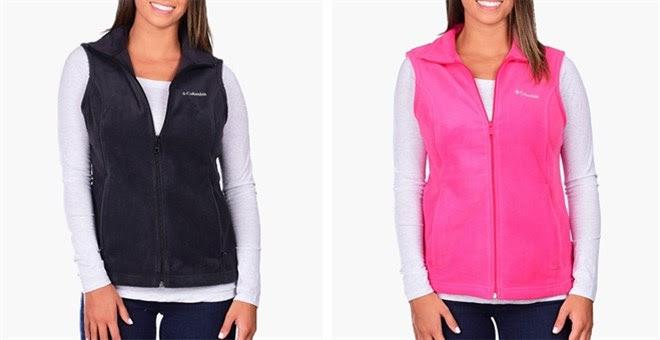 HOT!! Columbia Fleece Vest...