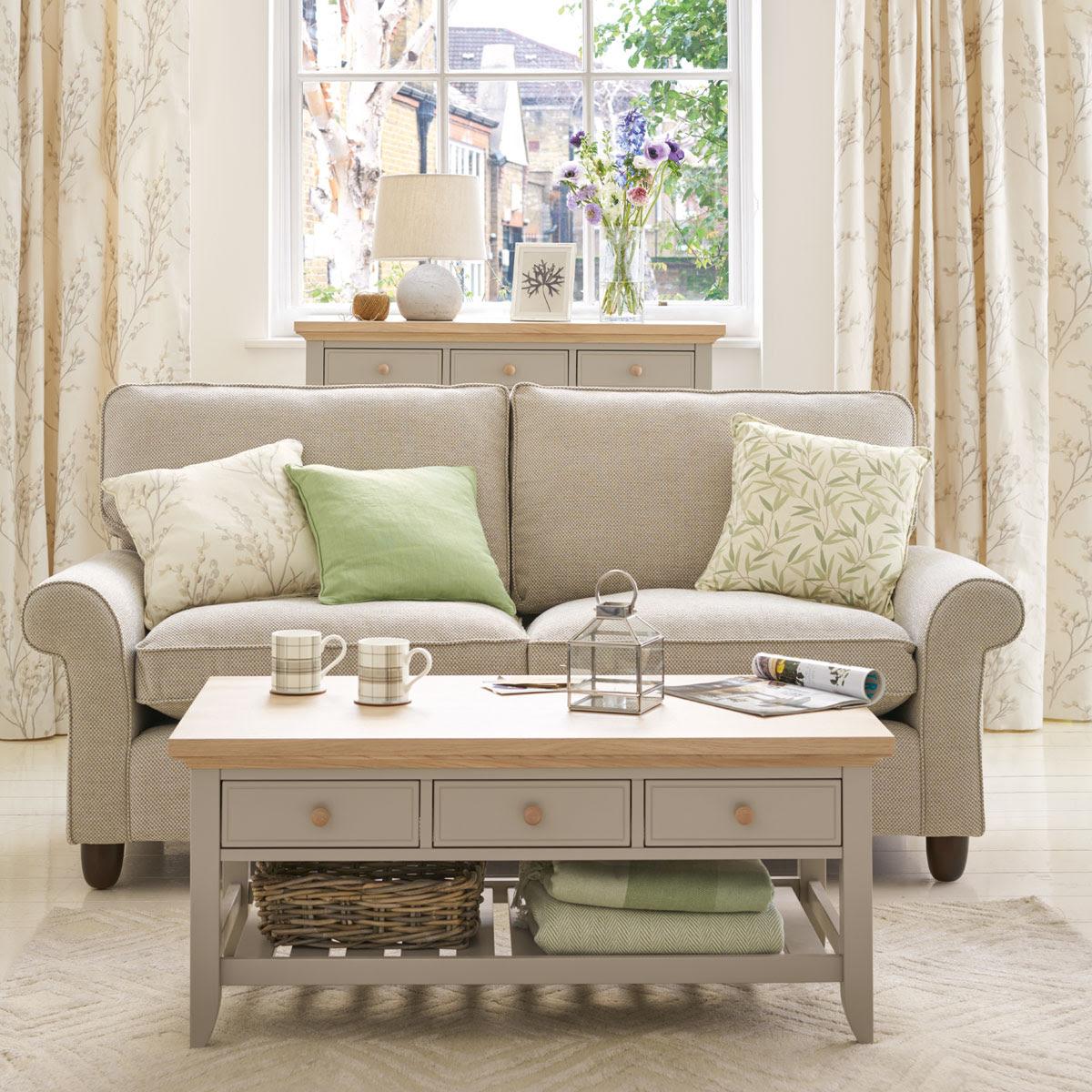 Mueble Oakham gris francés - Laura Ashley