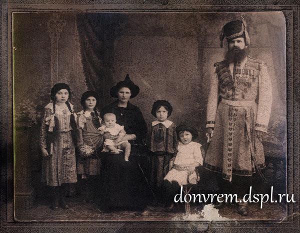 Т. К. Ящик с женой и детьми