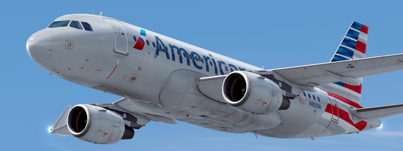 Aerosoft A319/A319 Professional