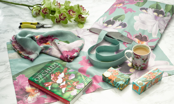 Image of gifts from the Kew Shop