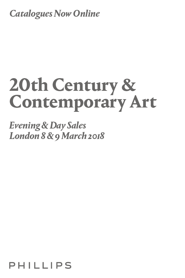 Catalogues Now Online: 20th Century & Contemporary Art