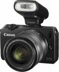 Canon EOS-M Mirrorless Camera