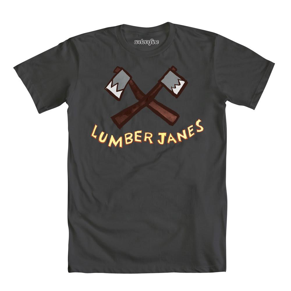 Lumberjanes Camp Logo T-Shirt