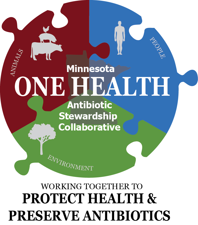 One Health Stewardship Logo