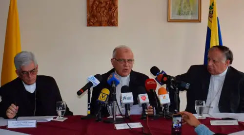 Venezuela: Obispos piden observadores internacionales para elecciones presidenciales