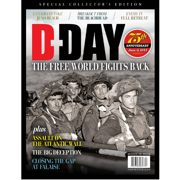 D-DAY: The Free World Fights Back