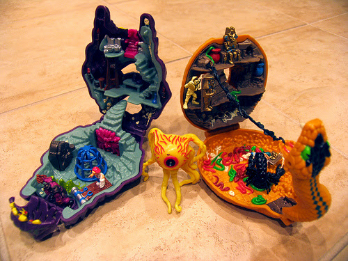toys from the 90s - mighty max