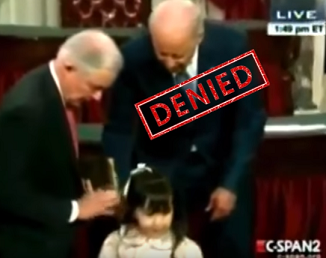 Jeff Sessions Shuts Down Groping Joe Biden (Video)