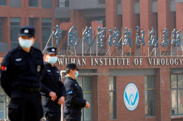 Virology lab in China