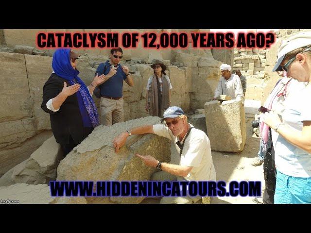 Evidence Of Ancient Cataclysm In Egypt: Karnak  Sddefault