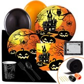 Haunted Night Halloween Party Pack