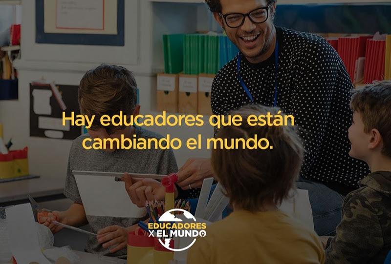 Santillana y BTOB lanzan 'Educadores por el mundo'