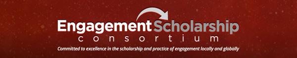 Engagement Scholaship Consortium Banner