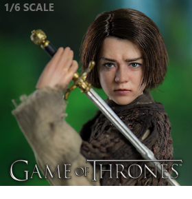 GAME OF THRONES 1/6 SCALE ARYA STARK